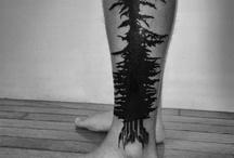 Alex's Tattoos