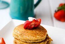 Recettes: GF pancakes