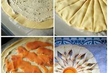 tarte soleil saumon