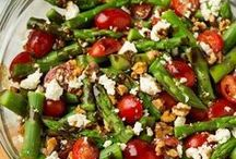 Salad Recipes / Delicious, healthy salad recipes