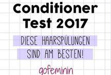 conditionet Haar test