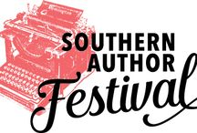 Southern Author Festival / The Friends of the Library Southern Author Festival. May 19-23. / by Greenville Library
