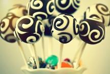 Black and white dessert ideas
