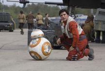 Poe Dameron-Star Wars / play by:Oscar Isaacs