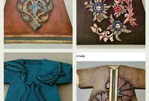 kaftanlar / Wood handmade by nilüfer ünal @etsy.com NiluferUnal