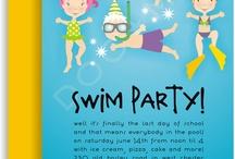 Swim Party / by Nancy Atilano