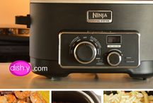 Ninja 3 in 1 cooking system recipes