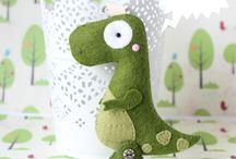 dla małego fana dinozaurów