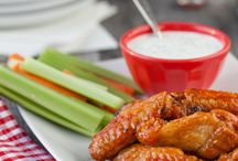 Tailgating Foods/Appetizers / Paleo, finger foods, and game-day recipes / by Bethany B Moczygemba