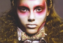 ❤️ Avant Garde Hair & Makeup / Some inspiration for my next makeup Photoshoot . . . . X