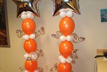 Link-o-Loon Ideas / Balloon Decorating and Bouquets using Link-o-Loon latex Balloons