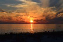 Sunset Cape San Blas Florida