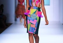 robe africaine / by Rommy dedravo