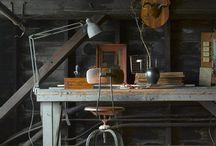Favorite Spaces / by Eri Monaha