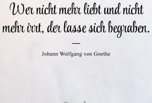 Johann Wolfgang von Goethe ❤