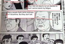 Can Japanese Manga Author Overcome the Fight Against the Myth of Radiation Safety by Nosebleed?
