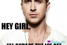 Ryan Gosling <3 / by Kari Kelly