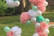 Party decor & favors