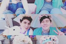 Emily's Youtuber (but mostly Phan>.<) Board