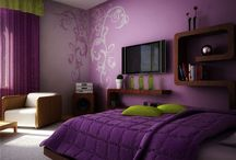 Melanie and Kyleighs Room / by Marissa