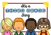 It's a Third Grade Thing! / A collaborative board to share a variety of classroom tips, tricks & ideas, freebies, and paid resources that are PERFECT for our third grade friends!