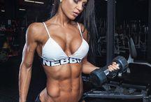 Anita Herbert  Hungarian Fitness Model
