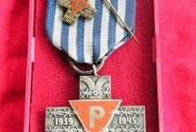 Auschwitz Medailles & pins