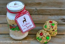Christmas / Christmas crafts and gift ideas. / by Sé Paterson