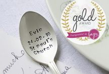 Gifts for Christenings & New Babies