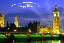 Happy Ride / Happy Ride is a Central London Minicab Company. Find out more about our locations and recommendations for this beautiful European capital. www.happyride.co.uk