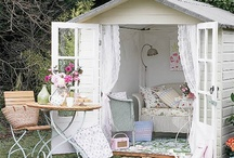 Garden Sheds / by Kim Marshall