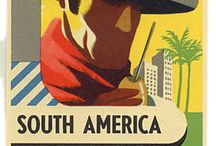 Retro Travel Posters