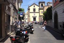 I love Italy.