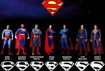 Superheroes, Anti Heroes and Villains