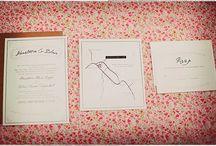 Wedding Ideas / by Martha Mack