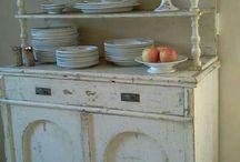 inspiration buffet ancien