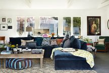 living spaces / by Meg Hines