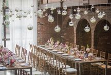 Chic Rustic Wedding Ideas / Rustic chic, rural revival, country romantic; whatever you want to call it we can't get enough of this hot wedding trend