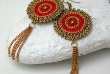 accesorios  de crochet