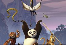 Kung Fu Panda. Skatush!