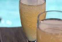Cocktail pétillant