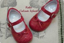 Calzado infantil / Calzado infantil