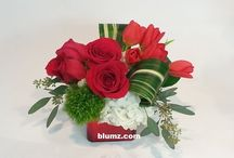Valentines at Blumz / Pictures of florals, gift ideas, and valentine theme items featured at Blumz... by JRDesigns Floral & Events