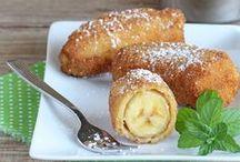 Gebackene Desserts