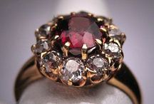 January Birthstone 2017 - Garnet Jewellery