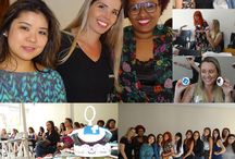 Encontro com Blogueiras / Ontem, 18 de novembro de 2014, realizamos o 3º Encontro com Blogueiras Verídica It em São Paulo que contou com a três incríveis palestras e de quebra rolou uma saborosa degustação de Cupcakes.  O intuito da Verídica It nessa edição era realizar um evento que abordasse não só o mundo da maquiagem, mas outros temas bastante pertinentes ao Universo Feminino.   Acessem a postagem completa em... http://goo.gl/Hakyk1    Beijos e até a próxima!  #EncontroTOPVeridica #makeup #maquiagem