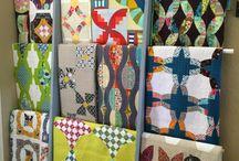 Quilt Display Decorating Ideas