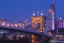 Hometown Cincinnati / by Kathy Bollmer Skinner