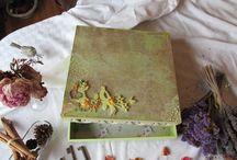 regalos / cajas decorativas y utilitarias