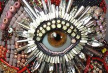 eye / Wer sehen will muss die Augen schließen !